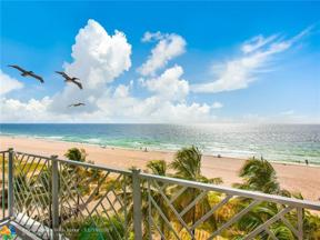 Property for sale at 4510 El Mar Dr Unit: PH4404, Lauderdale By The Sea,  Florida 33308