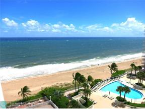 Property for sale at 4250 Galt Ocean Dr Unit: 10P, Fort Lauderdale,  Florida 33308