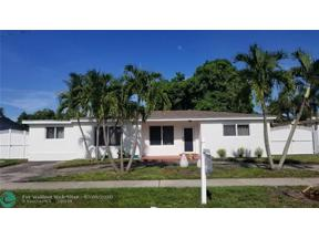 Property for sale at 18001 NE 9th Ct, North Miami Beach,  Florida 33162