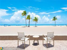 Property for sale at 1612 S Ocean Ln Unit: 232-233, Fort Lauderdale,  Florida 33316
