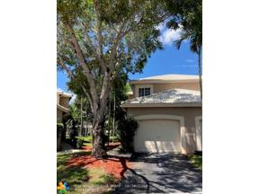 Property for sale at 2106 Madeira Dr Unit: 2106, Weston,  Florida 33327