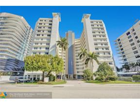 Property for sale at 710 N Ocean Blvd Unit: 110, Pompano Beach,  Florida 33062
