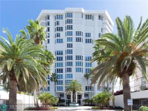 Property for sale at 1440 S Ocean Bl Unit: 5-A, Lauderdale By The Sea,  Florida 33062