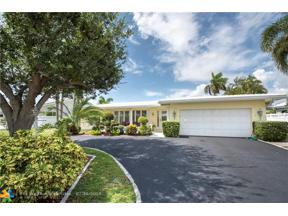Property for sale at 2820 NE 55th St, Fort Lauderdale,  Florida 33308