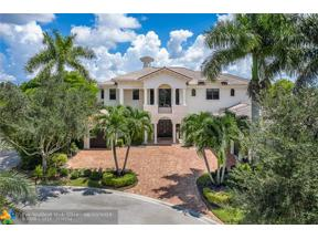 Property for sale at 11933 NW 66 Court, Parkland,  Florida 33076