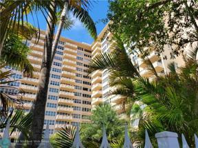 Property for sale at 3333 NE 34th St Unit: 1718, Fort Lauderdale,  Florida 33308