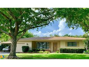 Property for sale at 5761 SW 5th St, Plantation,  Florida 33317