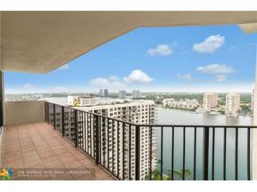 Property for sale at 18181 NE 31st Ct Unit: 2609, Aventura,  Florida 33160