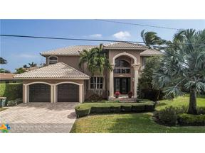Property for sale at 3900 NE 25th Ave, Lighthouse Point,  Florida 33064