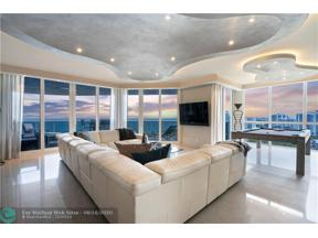 Property for sale at 3100 N Ocean Blvd Unit: 1510, Fort Lauderdale,  Florida 33308