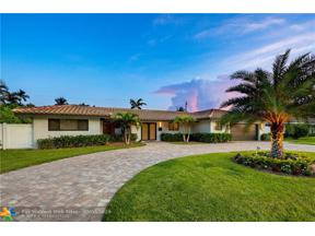Property for sale at 2640 NE 34th St, Fort Lauderdale,  Florida 33306