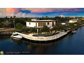 Property for sale at 2420 NE 49th St, Lighthouse Point,  Florida 33064