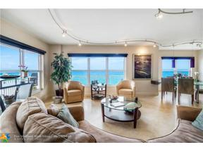 Property for sale at 3850 Galt Ocean Dr Unit: 311, Fort Lauderdale,  Florida 33308