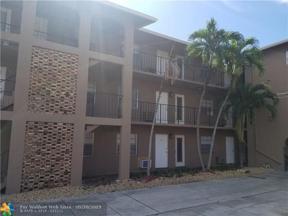 Property for sale at 1021 NE 24th Ave Unit: 23, Pompano Beach,  Florida 33062