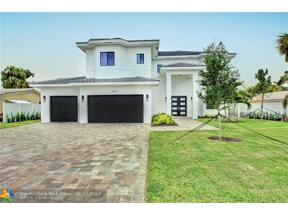 Property for sale at 3247 NE 27th Ter, Lighthouse Point,  Florida 33064
