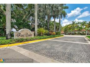 Property for sale at 9232 NW 9th Ct Unit: 9232, Plantation,  Florida 33324