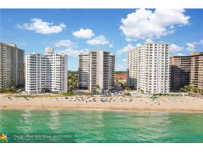 Property for sale at 3700 Galt Ocean Dr Unit: 1001, Fort Lauderdale,  Florida 33308