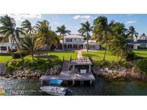 Property for sale at 4230 NE 31st Ave, Lighthouse Point,  Florida 33064