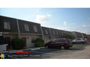 Property for sale at 3324 Quail Close Unit: 7, Pompano Beach,  Florida 33064