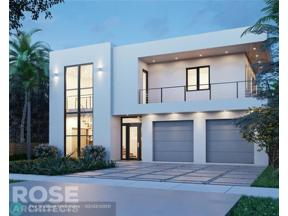 Property for sale at 723 N Victoria Park Rd, Fort Lauderdale,  Florida 33304