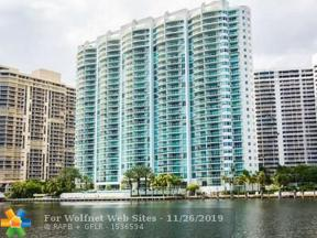 Property for sale at 20201 E Country Club Dr Unit: PH2803, Aventura,  Florida 33180