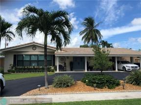 Property for sale at 1433 NE 60th St, Fort Lauderdale,  Florida 33334