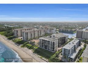 Property for sale at 1155 Hillsboro Mile Unit: 606, Hillsboro Beach,  Florida 33062