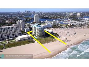 Property for sale at 1200 Holiday Dr Unit: 506, Fort Lauderdale,  Florida 33316