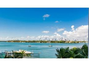 Property for sale at 1100 West Ave Unit: WITHHELD, Miami Beach,  Florida 33139