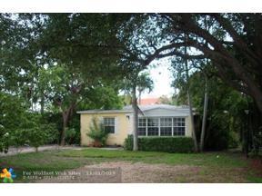 Property for sale at 804 SE 19th St, Fort Lauderdale,  Florida 33316