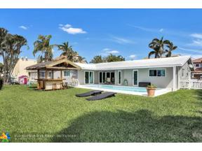 Property for sale at 1071 NE 28th Ter, Pompano Beach,  Florida 33062