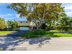 Property for sale at 2608 NE 27th Ter, Fort Lauderdale,  Florida 33306