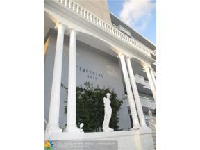 Property for sale at 2829 NE 33rd Ct Unit: 601, Fort Lauderdale,  Florida 33306