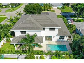 Property for sale at 5021 NE 27th Ave., Lighthouse Point,  Florida 33064