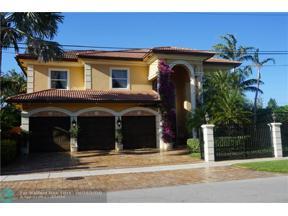 Property for sale at 2421 NE 51st St, Lighthouse Point,  Florida 33064
