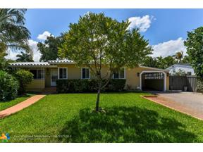 Property for sale at 721 NE 16th Ter, Fort Lauderdale,  Florida 33304