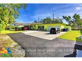 Property for sale at 2600 SW 18th Ter, Fort Lauderdale,  Florida 33315