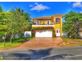 Property for sale at 3229 Canal Dr, Pompano Beach,  Florida 33062