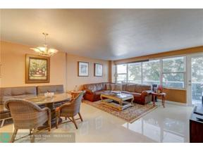 Property for sale at 3300 NE 36th St Unit: 411, Fort Lauderdale,  Florida 33308