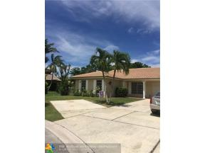 Property for sale at 11515 NW 32nd Ct Unit: W, Coral Springs,  Florida 33065