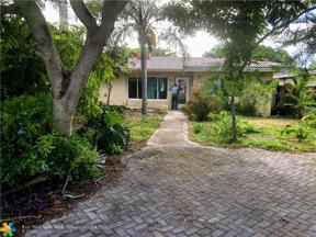 Property for sale at 1901 NE 17th Ter, Fort Lauderdale,  Florida 33305
