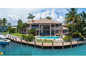 Property for sale at 3700 NE 26th Ave, Lighthouse Point,  Florida 33064