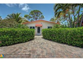 Property for sale at 1225 NE 4th St, Fort Lauderdale,  Florida 33301