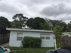 Property for sale at 1041 NE 33rd St, Oakland Park,  Florida 33334