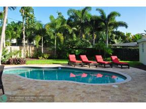 Property for sale at 1538 NE 17 Av, Fort Lauderdale,  Florida 33304