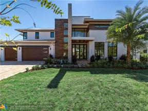 Property for sale at 2880 NE 27th St, Fort Lauderdale,  Florida 33306