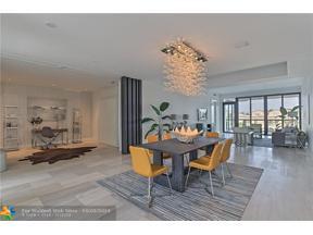 Property for sale at 60 Hendricks Isle Unit: 402, Fort Lauderdale,  Florida 33301