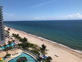 Property for sale at 4100 Galt Ocean Dr Unit: 1011, Fort Lauderdale,  Florida 33308