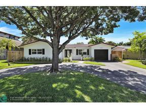 Property for sale at 2804 Coral Shores Dr, Fort Lauderdale,  Florida 33306