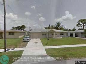 Property for sale at 2941 SW 3, Fort Lauderdale,  Florida 33313